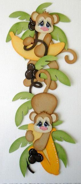 let's monkey around: