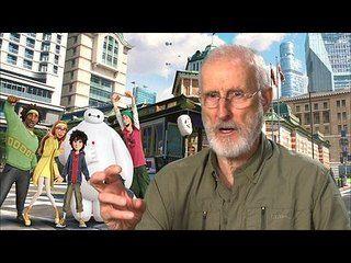 Big Hero 6: James Cromwell Interview --  -- http://www.movieweb.com/movie/big-hero-6/james-cromwell-interview
