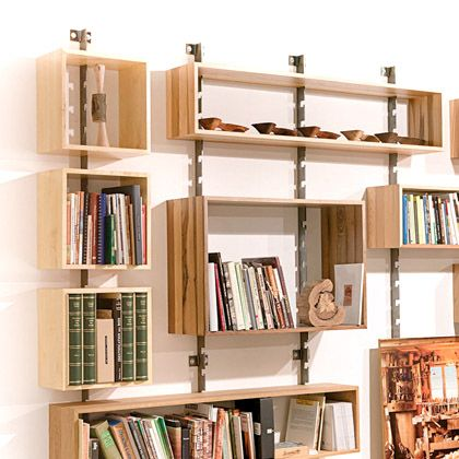 Funky Bookshelves 112 best funky shelving images on pinterest | woodwork, home and