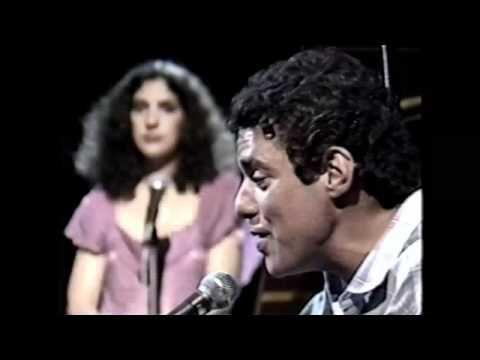 """Tom Jobim, Chico Buarque e Telma Costa - """"Eu Te Amo"""" (TV Manchete, 1984) - YouTube"""