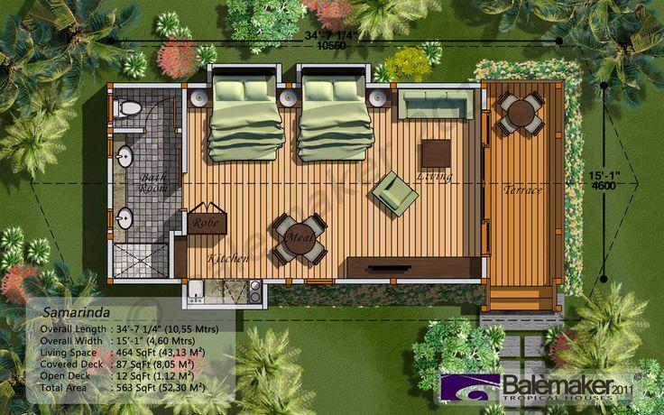 Balemaker Design Page Resort Design Cottage Design Plans Resort Plan Small wooden house design plan