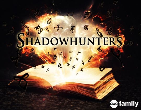 The shadowhunters tv show is officially gonna air on ABC family.