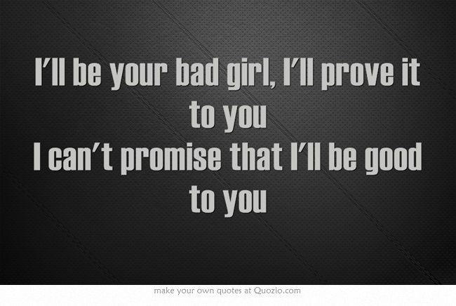 wale bad lyrics tumblr - photo #27