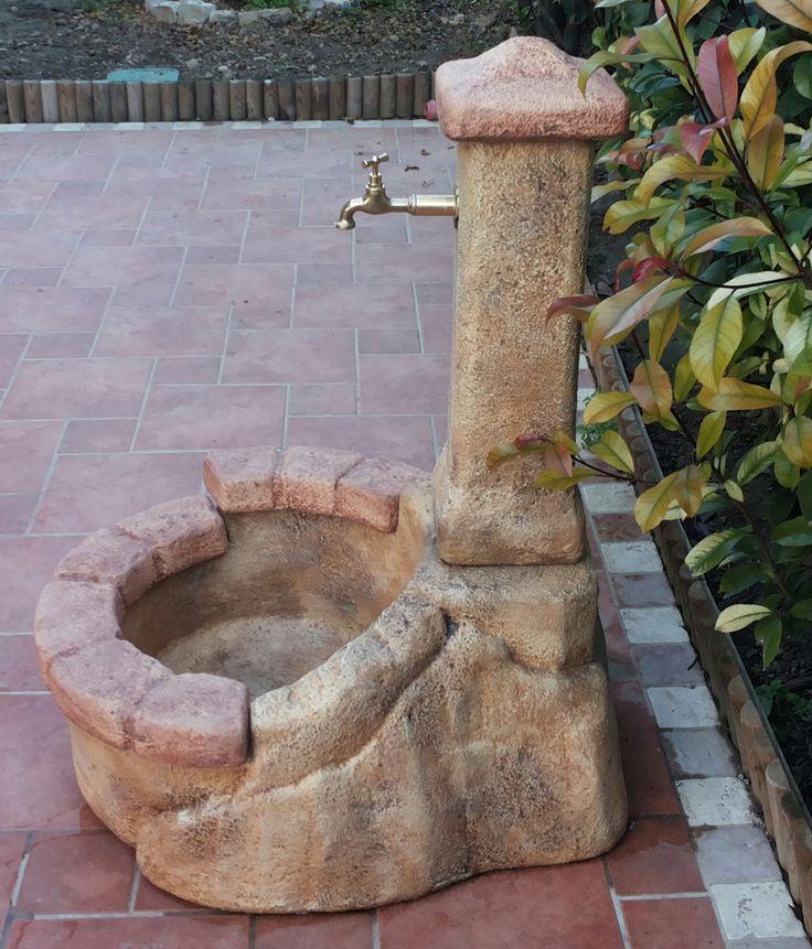 Oltre 25 fantastiche idee su fontane da giardino su pinterest for Fontana arreda