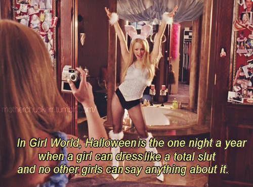 Mean Girls - Regina Halloween