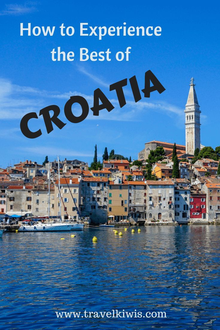 Best Places To Visit On A Road Trip In Croatia Cool Places To Visit Trip Croatia Travel