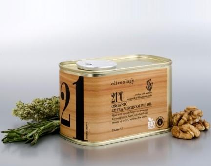 Oils & Olives :: 21oC Organic Extra Virgin Olive Oil