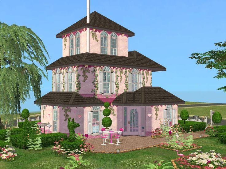 Parsimonious The Sims 2: Houses