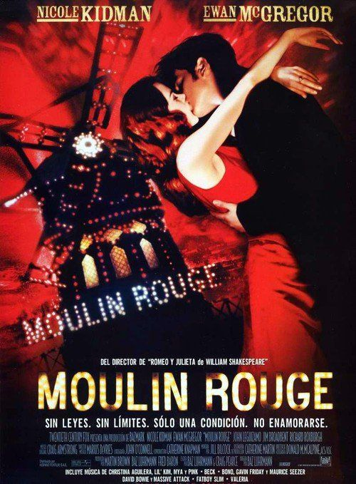 Watch Moulin Rouge! (2001) Full Movie Online Free