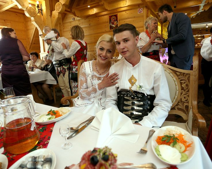 Klemens Murańka i Agnieszka Radkosz  Klemens Murańka i Agnieszka Radkosz pobrali się w kwietniu 2015 roku