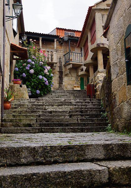 Combarro (Pontevedra) - Sitios de España