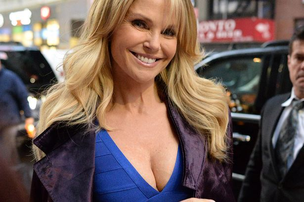 Christie Brinkley Christie Brinkley Plastic Surgery #ChristieBrinkleyPlasticSurgery #ChristieBrinkley #gossipmagazines