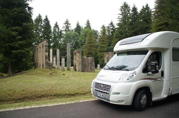 Camping-car à Ornes