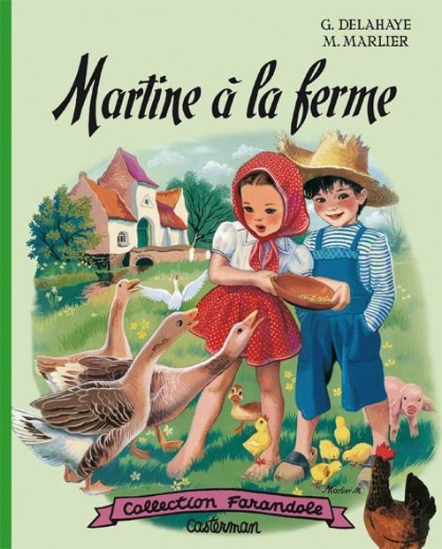 Martine à la ferme