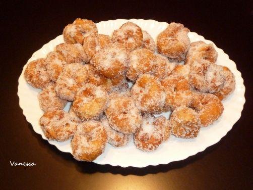 Buñuelos de Cuaresma para #Mycook http://www.mycook.es/receta/bunuelos-de-cuaresma/