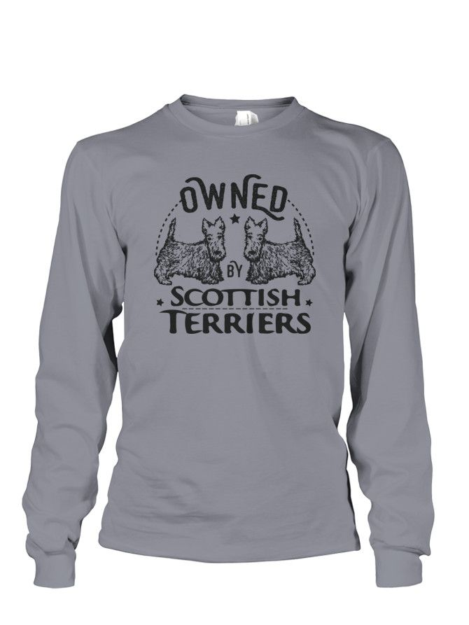 Owned by my Scottie dogs! I Love my Scottish terrier! <3