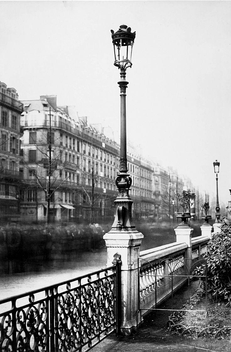 Paris arts et metiers 1864 - Charles Marville
