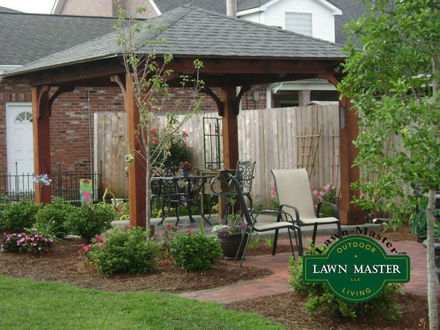 Lawn Master Outdoor Living : 96 best Pergolas and Pavilions images on Pinterest ...