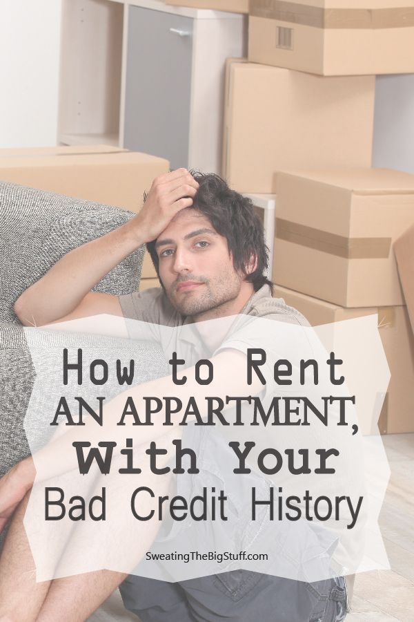 How To Get A Rental With Bad Rental History