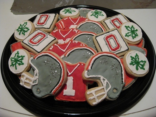 10 Best Ohio State Birthday Party Ideas Images On