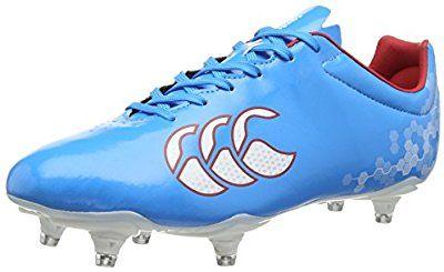 Canterbury Speed Club 6 Stud - Zapatillas de Rugby para Hombre