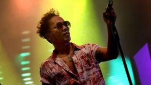 Slank concert in Indonesia