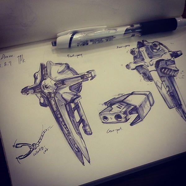 sketches-futuristas-caneta-Takbeom-Heogh (1)