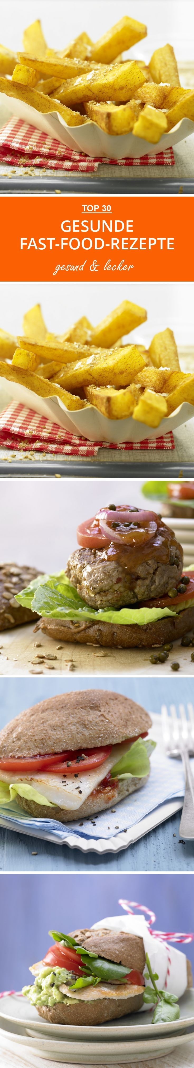 Gesunde Fast-Food-Rezepte   eatsmarter.de