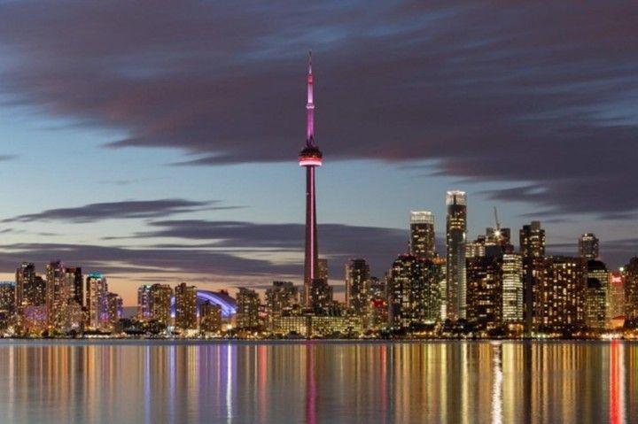 Torre CN Toronto Canadá.