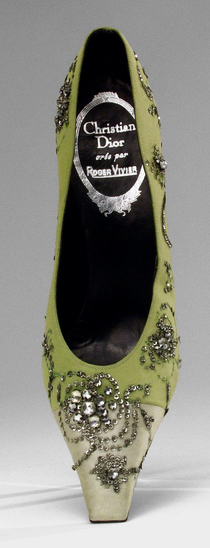 Roger Vivier for Christian Dior, Evening Shoes, 1957