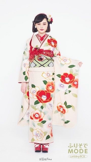 honey-mi-honey:  Tina Tamashiro X FURISODE MODE