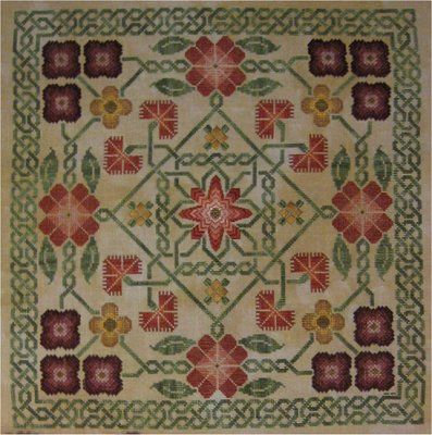 Celtic Garden by Northern Expressions