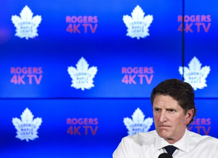 Maple Leafs' Mike Babcock has claim on Jack Adams Award.  Coach of the year honour is about the only award Leafs bench boss does not have on his career ledger. Maple Leafs coach Mike Babcock, shown above, as did Columbus' John Tortorella and Edmonton's Todd McLellan, took a success-starved NHL franchise to the playoffs. That gives each of the three a case to for the Jack Adams Award as NHL coach of the year. Apr 25, 2017