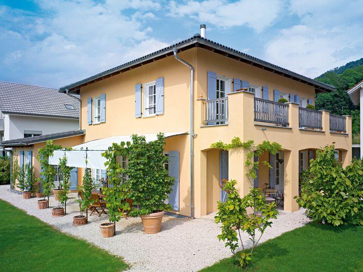 Bauende   Moderne Fassadenfarben Bildergebnis Für Landhaus Fenster Modern  Haus Pinterest House   Moderne Fassadenfarben ...