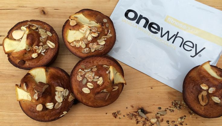 Koken met Fannetiek: FitnessGuru Proteïne muffins