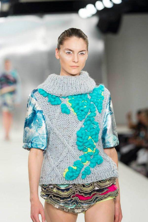 Graduate fashion week 2014: Young talent Imogen Abbot   glamjam