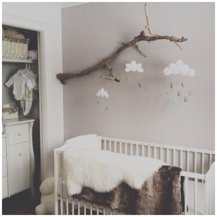 Love this little baby haven! What a stunning space. #nocnocwoodentoys #inspo…