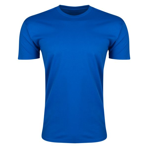 Leicester City Supersoft Player T-Shirt (Royal)