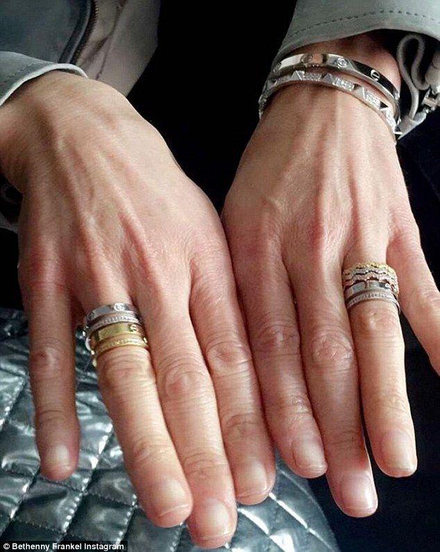 Bethenny Frankel Splurges At Cartier Spending More Than 38000