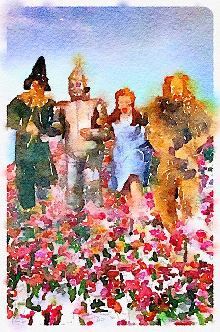 56 Best Wizard Of Oz Illustrations Images On Pinterest