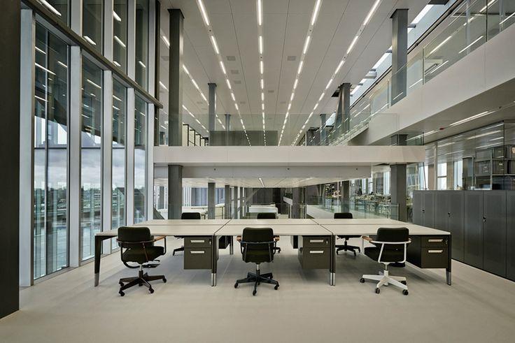 Sami: OMA g-star raw headquarters designboom  http://www.designboom.com/architecture/oma-g-star-raw-headquarters-amsterdam-03-24-2014/