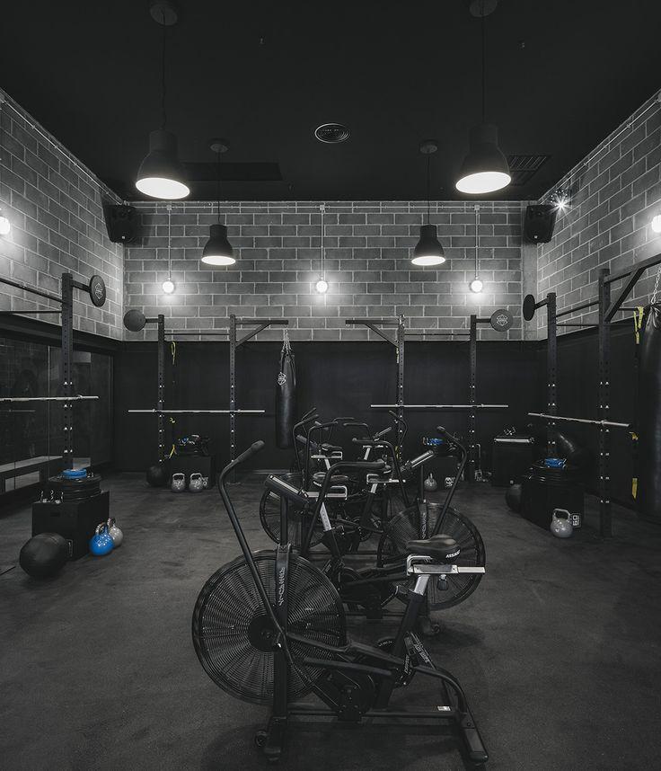 Gym Interior Fitness Design And: Best 25+ Gym Design Ideas On Pinterest