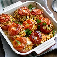 Gefüllte Tomaten mit Feta PP 4