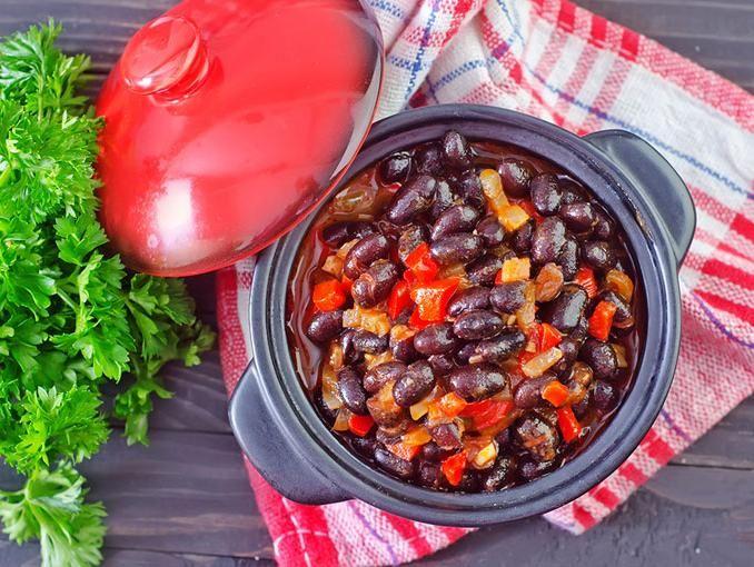 Chili vegetariano para cenar