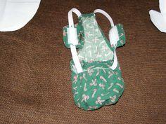 Chicken diaper pattern