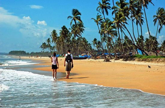 Delhi To Goa Tour Package 4N-5D