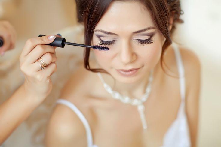 nice Роскошный макияж на свадьбу (50 фото) — Как создать нежный образ невесты