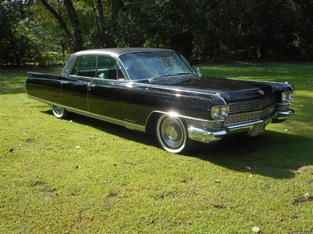 1964CadillacFleetwood Sixty Special