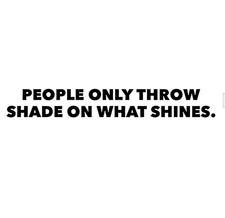 Shade Quotes