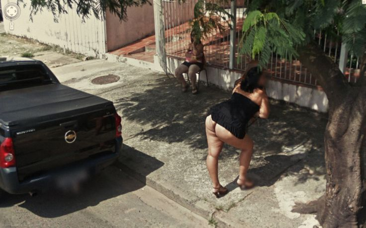 Google street view~ prostitution
